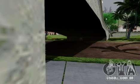 ENBSeries for low PC para GTA San Andreas sétima tela