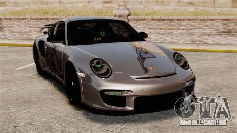 Porsche 911 GT2 RS 2012 Turbo para GTA 4