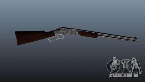Winchester Repeater v1 para GTA 4 terceira tela
