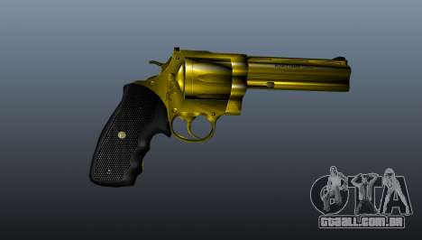 Revólver Colt Anaconda v2 para GTA 4 terceira tela