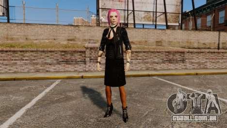Novas roupas Nico da menina para GTA 4 terceira tela