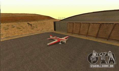 Stunt GTA V para GTA San Andreas esquerda vista