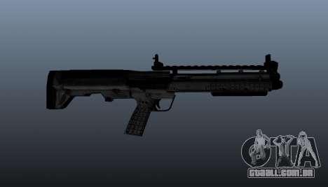 Kel-Tec KSG espingarda 12 v1 para GTA 4 terceira tela