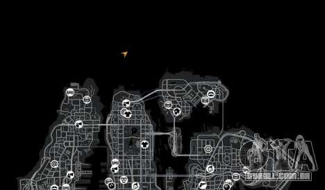 Localização Nevada Sakina para GTA 4 décimo tela