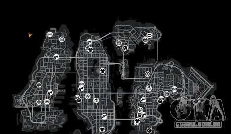 Localização DesertDrift ProStreetStyle para GTA 4 nono tela