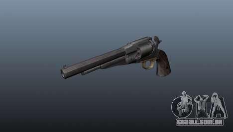 Remington revólver v2 para GTA 4