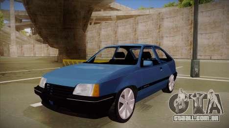 Chevrolet Kadett para GTA San Andreas