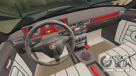Volga GAZ-2410 v1 para GTA 4 vista lateral