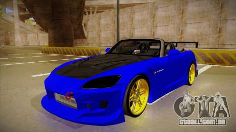 Honda S2000 C-West para GTA San Andreas