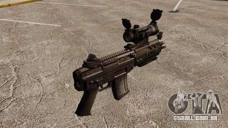 Automático Themis v2 para GTA 4 segundo screenshot