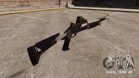 M1014 shotgun v3 para GTA 4 segundo screenshot