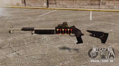 M1014 shotgun v3 para GTA 4 terceira tela