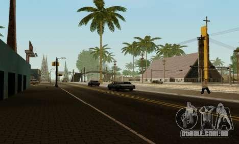 ENBSeries for low PC para GTA San Andreas twelth tela