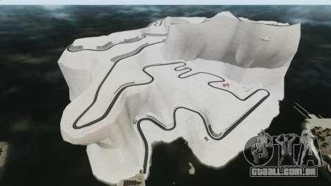 Localização Nevada Sakina para GTA 4