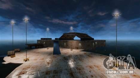 Base naval para GTA 4 sétima tela