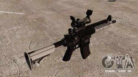 Automáticos carabina M4 VLTOR v6 para GTA 4 segundo screenshot