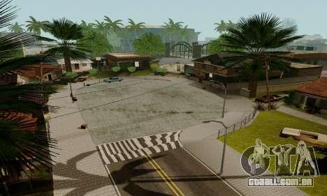 ENBSeries for low PC para GTA San Andreas décima primeira imagem de tela