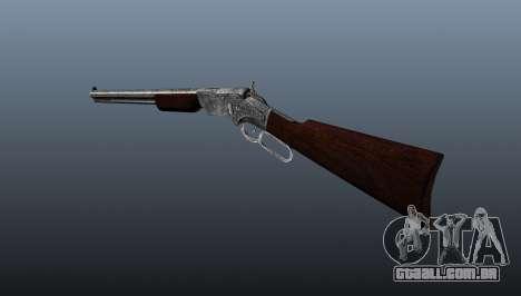 Winchester Repeater v1 para GTA 4 segundo screenshot