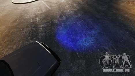 Faróis azuis para GTA 4