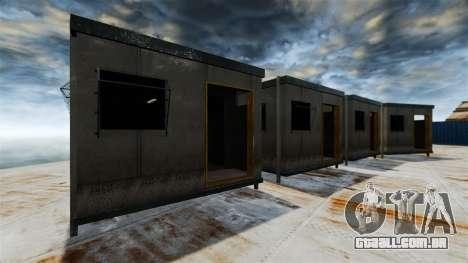 Base naval para GTA 4 sexto tela