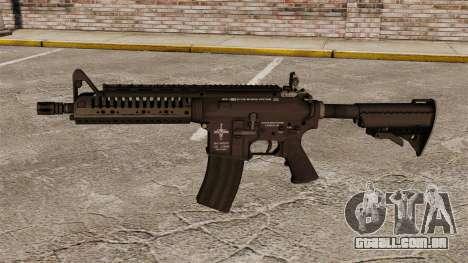 Automáticos carabina M4 VLTOR v1 para GTA 4 terceira tela