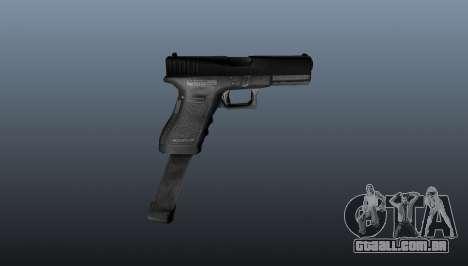 Glock 18 Akimbo MW2 v2 para GTA 4 terceira tela