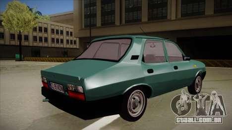 Dacia 1310 Berlina 2001 para GTA San Andreas vista direita
