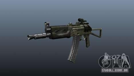 Automático AKS74U v2 para GTA 4