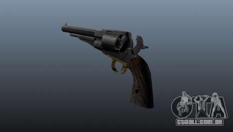 Remington revólver v2 para GTA 4 segundo screenshot