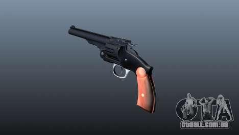 Schofield revolver v1 para GTA 4 segundo screenshot