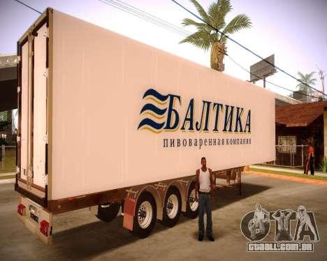 Reefer Báltico para GTA San Andreas