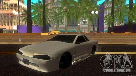 Elegy Estoq para GTA San Andreas