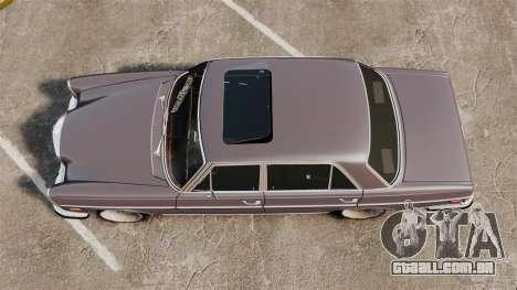 Mercedes-Benz 300 SEL 1971 para GTA 4 vista direita