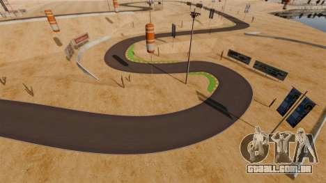 Localização DesertDrift ProStreetStyle para GTA 4 sexto tela