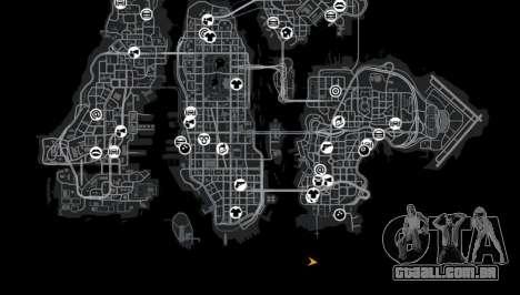 Anel de Roskilde de destino para GTA 4 sétima tela