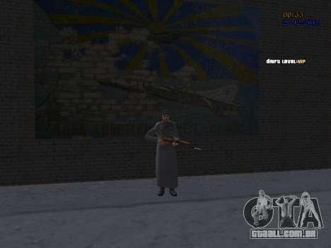 Coronel-General da Força Aérea Soviética para GTA San Andreas sétima tela