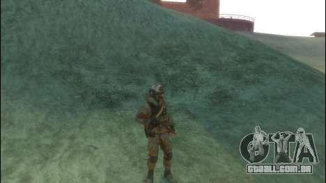 Um soldado russo v 4.0 para GTA 4 terceira tela