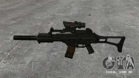 Automática HK G36C v4 para GTA 4 terceira tela