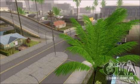 Ruas vazias (Screenshots) para GTA San Andreas