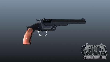 Schofield revolver v1 para GTA 4 terceira tela