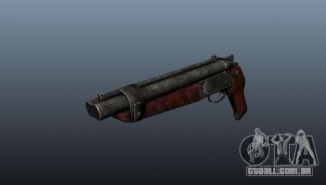 Escopeta v2 para GTA 4