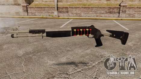 Espingarda M1014 v1 para GTA 4 terceira tela
