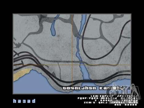 Mapear no estilo de GTA 5 para GTA San Andreas décima primeira imagem de tela
