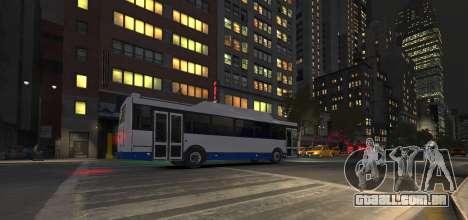 LIAZ 2013 5256.57-01 para GTA 4 vista interior