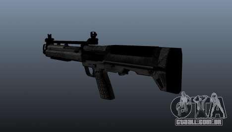 Kel-Tec KSG espingarda 12 v1 para GTA 4 segundo screenshot