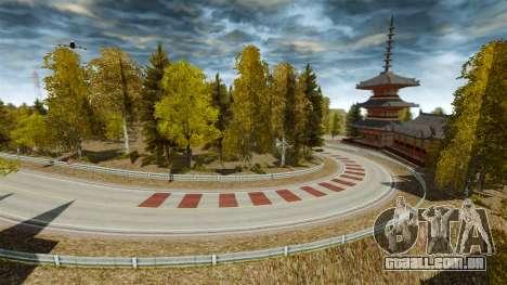 Localização de Okutama FZC para GTA 4 segundo screenshot