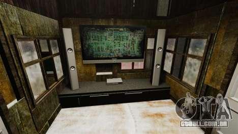 RP em casa para GTA 4 por diante tela