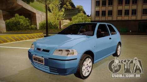 FIAT Palio EX 2003 para GTA San Andreas