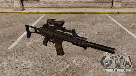 Automática HK G36C v4 para GTA 4