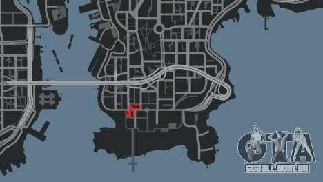 Lojas brasileiras para GTA 4 nono tela